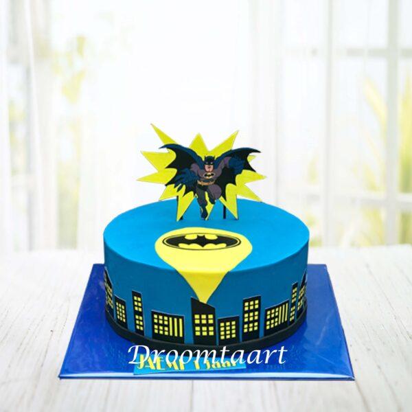 Batman taart 1