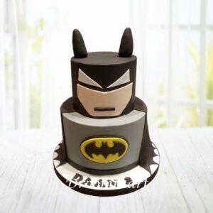Droomtaart Batman taart 3