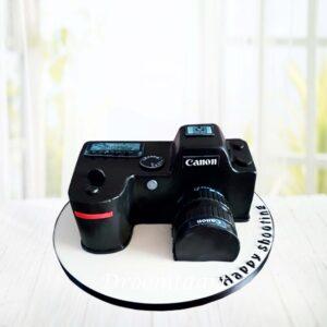 Droomtaart Camera taart 3D