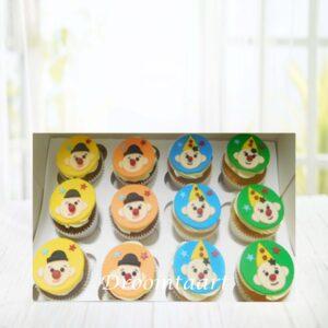 Droomtaart Cupcakes Bumba