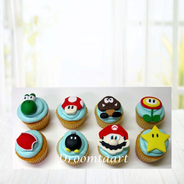 Cupcakes Super Mario 2