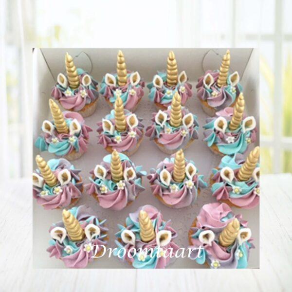Cupcakes Unicorn 2