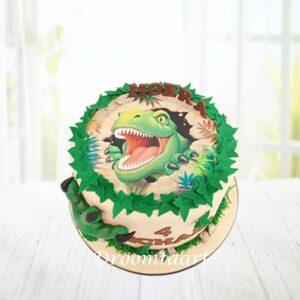 Droomtaart Dino taart 1