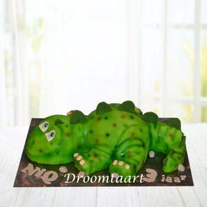 Droomtaart Dino taart 3D