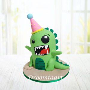 Droomtaart Dino taart 6 3D