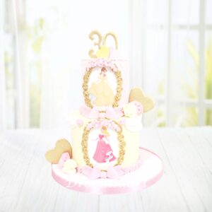 Droomtaart Disney Prinsessen taart 4