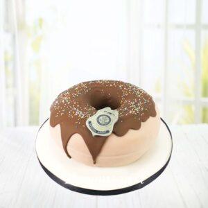 Droomtaart Donut 3D taart 2