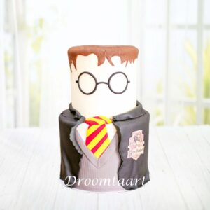 Droomtaart Harry Potter taart