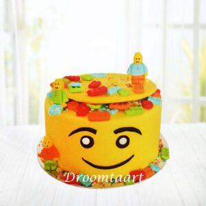 Droomtaart Lego taart 2