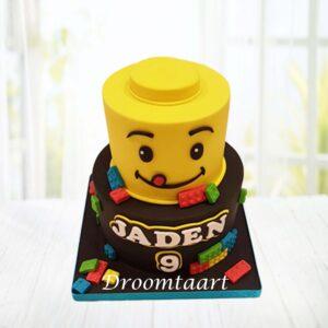 Droomtaart Lego taart 3