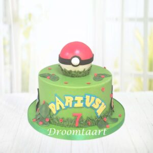 Droomtaart Pokemon taart 2