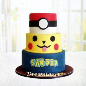 Droomtaart Pokemon taart 5