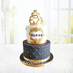 Droomtaart Prinses taart 10