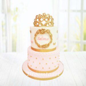 Droomtaart Prinses taart 9