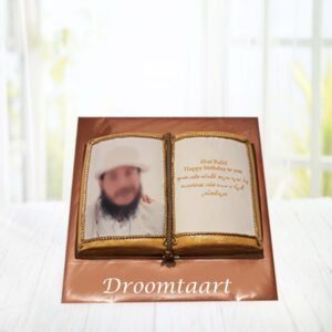 Droomtaart Taart boek