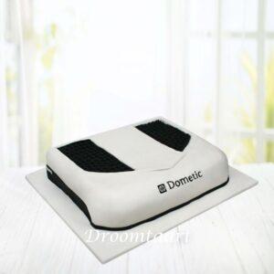 Droomtaart 3D bedrijfsproduct taart
