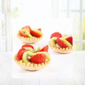 Droomtaart Fruitgebakjes