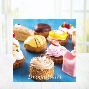 Droomtaart Gesorteerd gebak