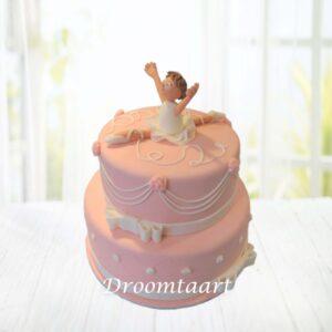 Droomtaart Ballet taart 2