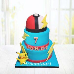 Droomtaart Pokemon taart 4