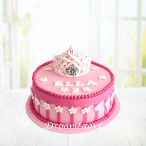 Droomtaart Prinses taart 2