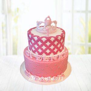 Droomtaart Prinses taart 6