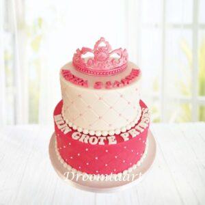 Droomtaart Prinses taart 7