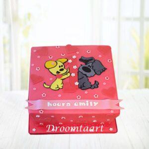 Droomtaart Woezel en Pip taart 3