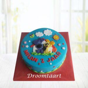 Droomtaart Woezel en Piptaart 2